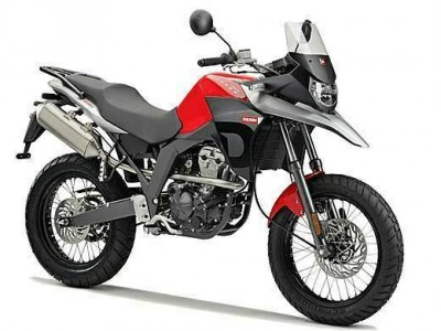 l nky enduro 125ccm motocykle na rok 2009. Black Bedroom Furniture Sets. Home Design Ideas